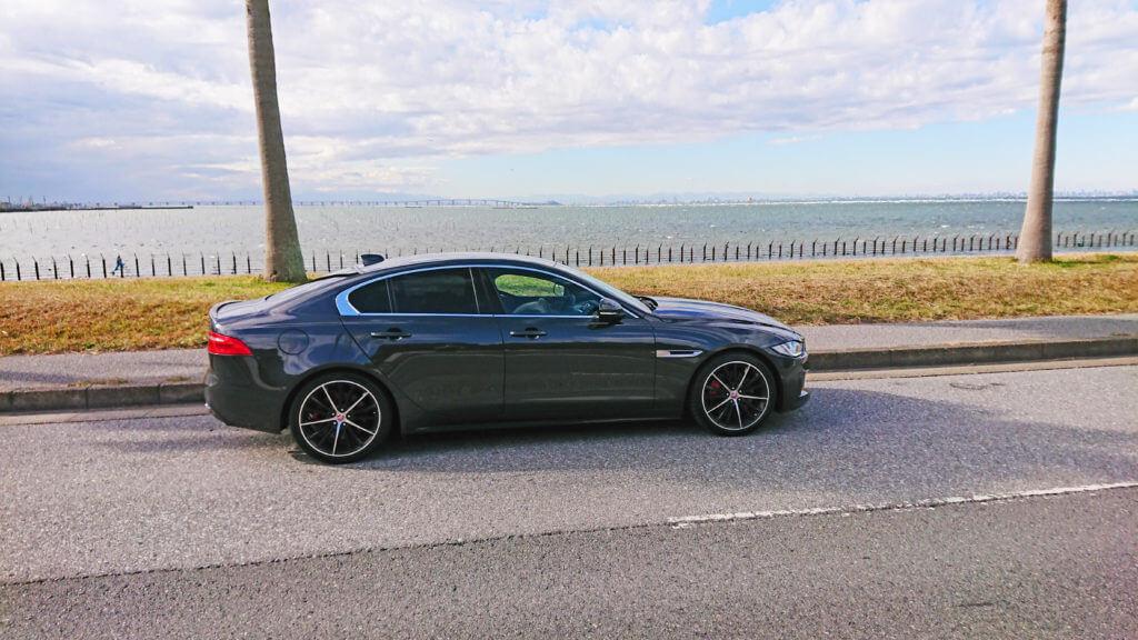 Jaguar XE-S 初写真/サウンド
