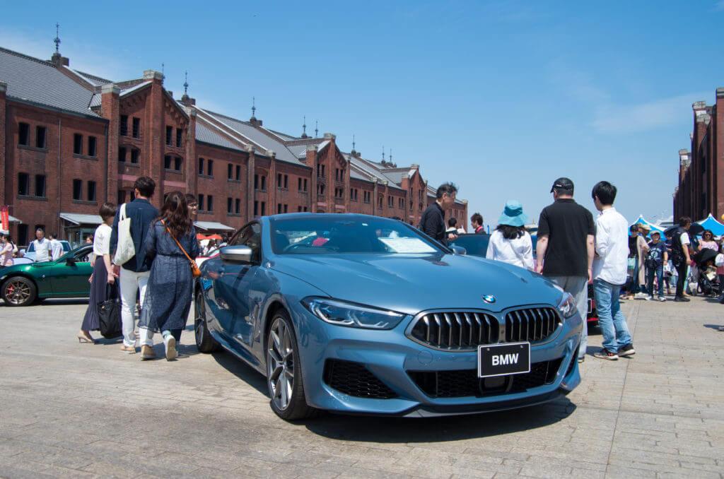 BMWの勢力拡大