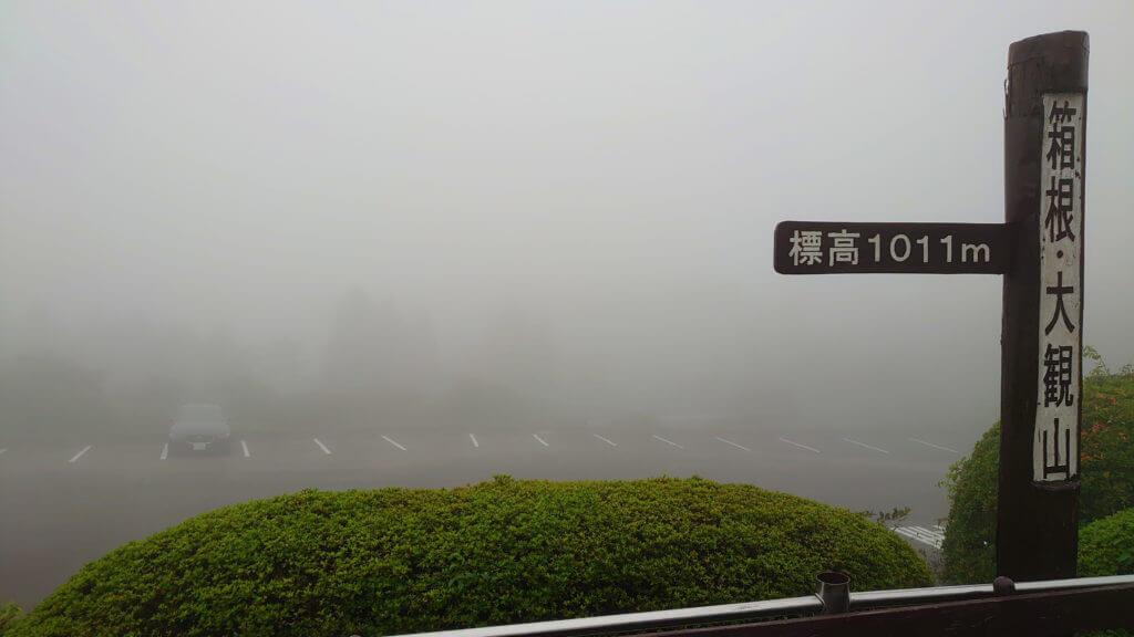 結婚記念旅行(箱根)①