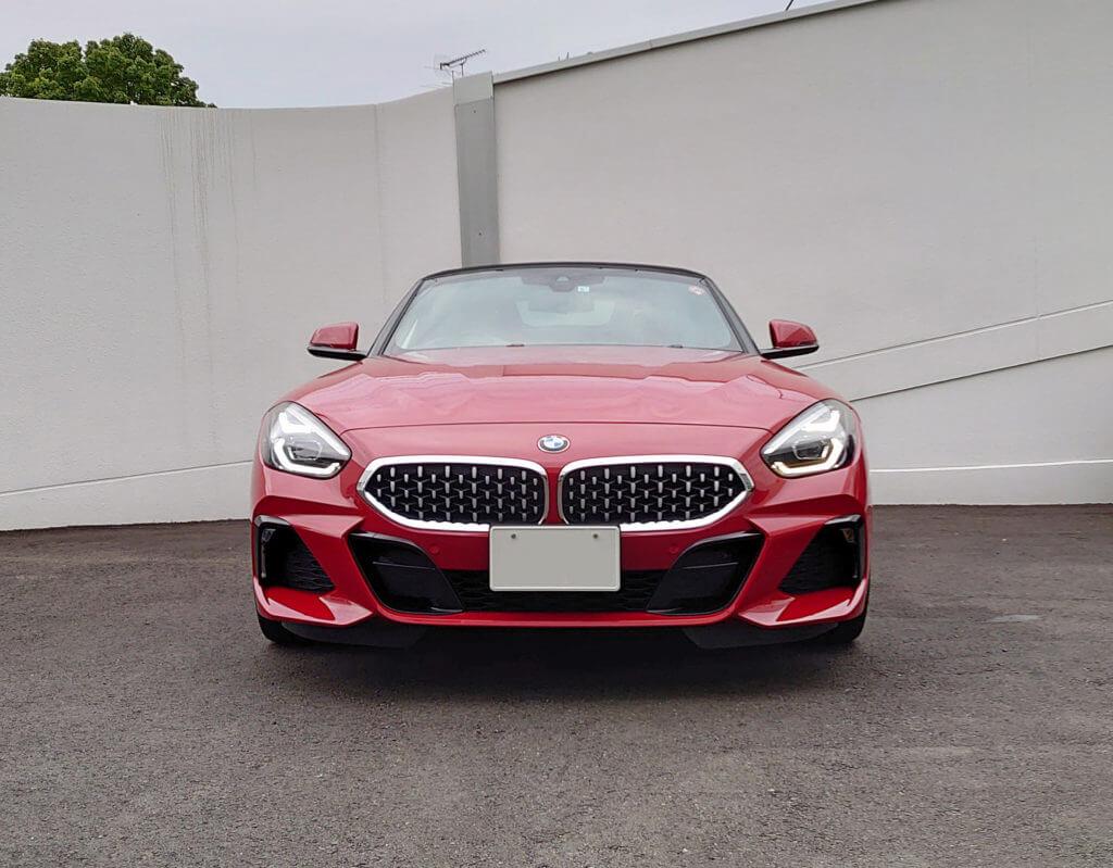 BMW 新型Z4 試乗記