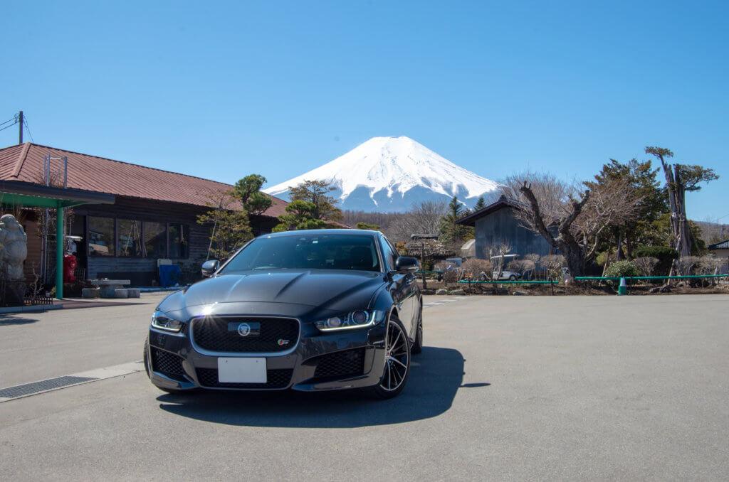 過去最高レベルの富士山①