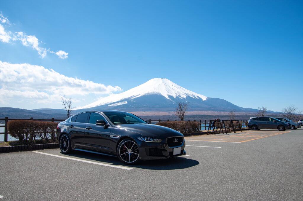 過去最高レベルの富士山②