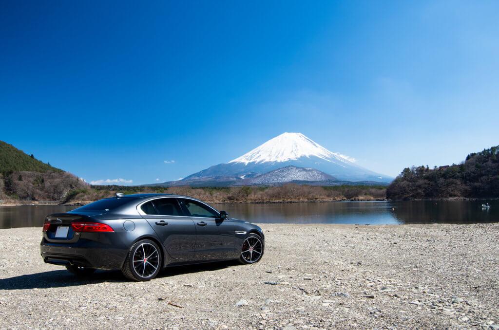 過去最高レベルの富士山③