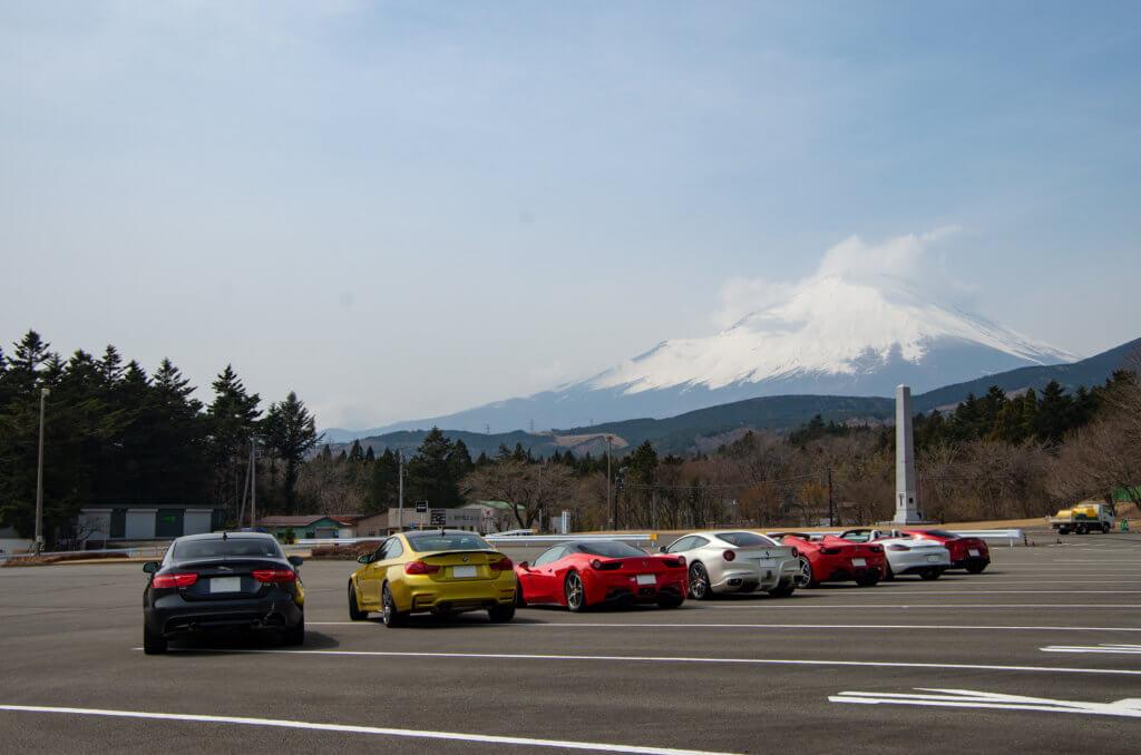 富士スピードウェイツーリング