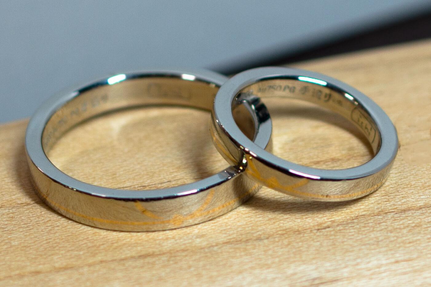 ichi 結婚指輪